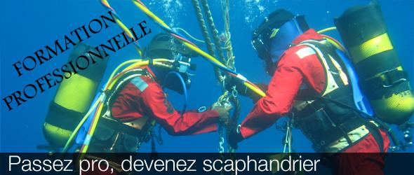devenir plongeur moniteur